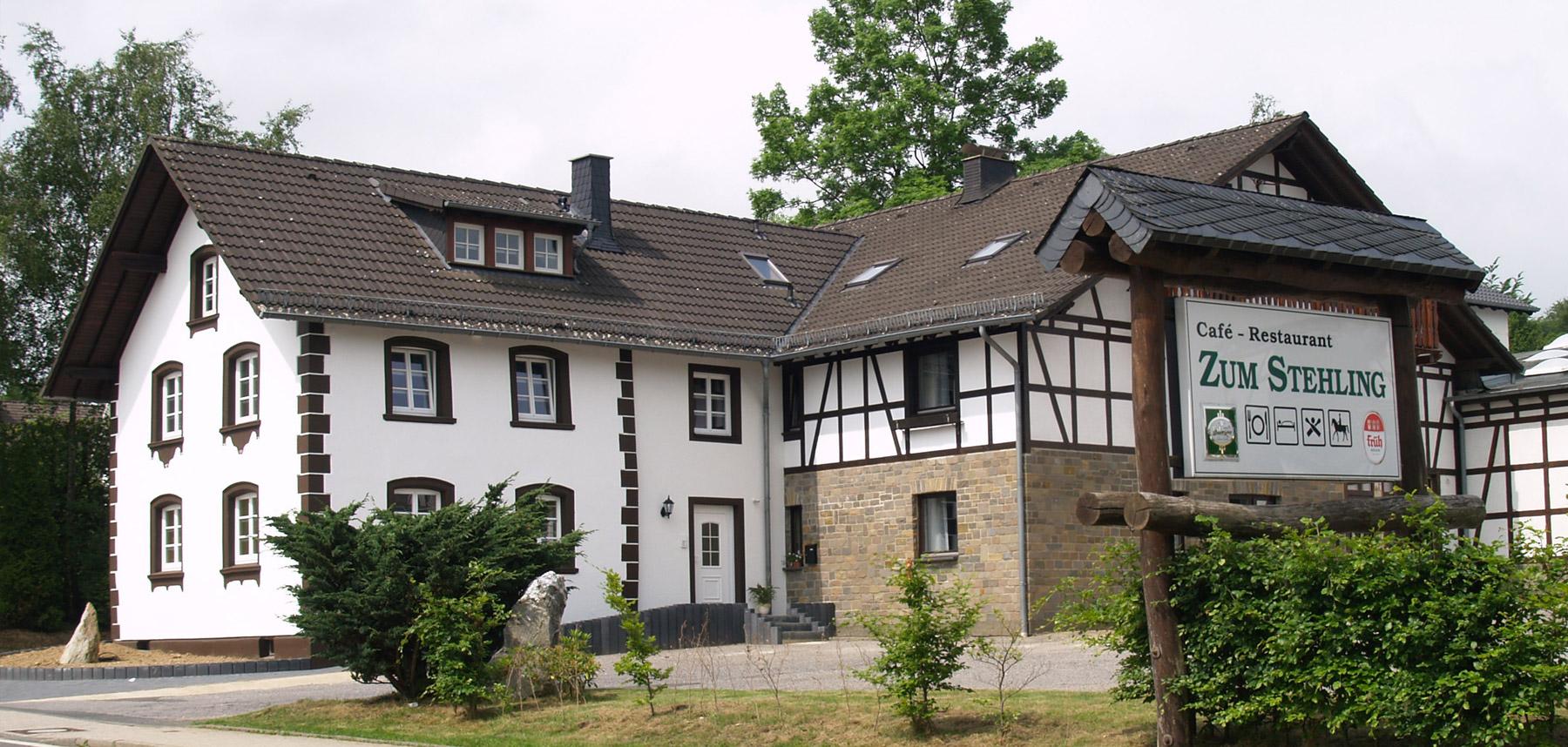 Gästehaus zum Stehling in der Eifel